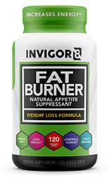 INVIGOR8 Fat Burner review UK