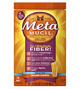 Metamucil for women