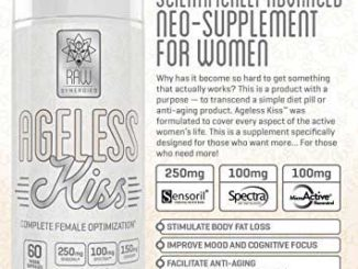 Ageless Kiss Supplement