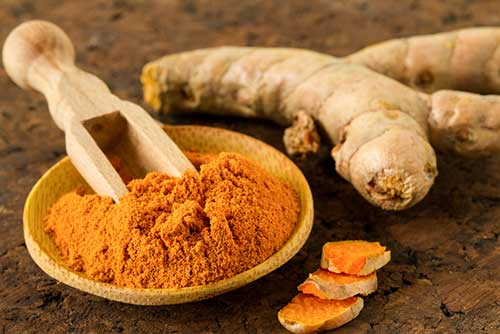 turmeric for fat burning