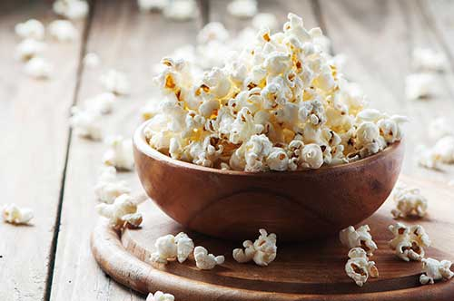 Popcorn can help you to lose weight, who knew it?