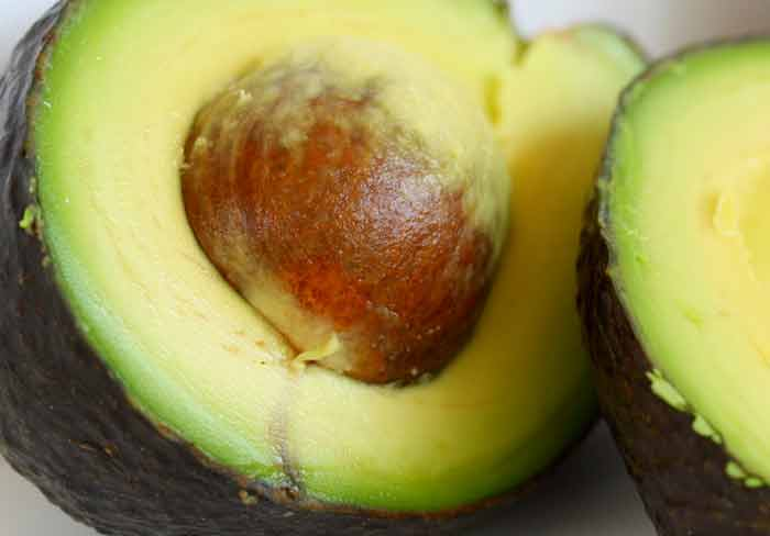 Eat Half an Avocado